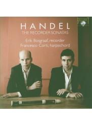 The Recorder Sonatas. Erik Bosgraaf (Recorder) and Francesco Corti (Harpsichord)