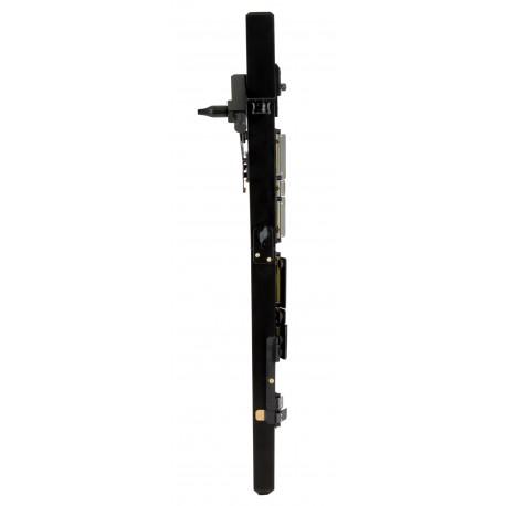 Basset Recorder in Resin - Black (AS)