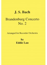Brandenburg Concerto No 2 for Solo Descant  BWV-1047