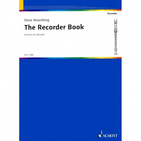 The Recorder Consort - 44 pieces
