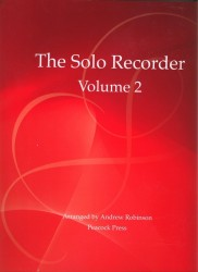 The Solo Recorder Book Volume 2