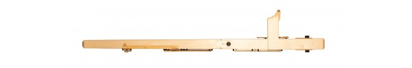 Direct Blow Subgreatbass Recorder in Birch