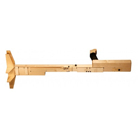 Direct Blow Subcontrabass in Birch
