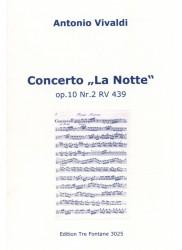 La Notte Op. 10, No. 2, RV 439
