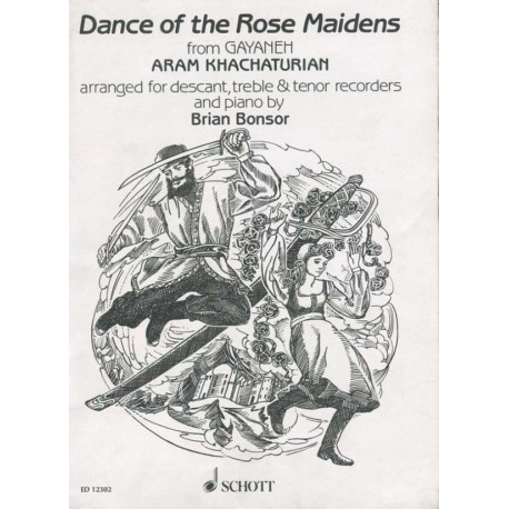 Dance of the Rose Maidens from Gayaneh