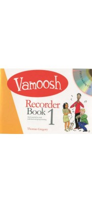 Vamoosh Recorder Book 1