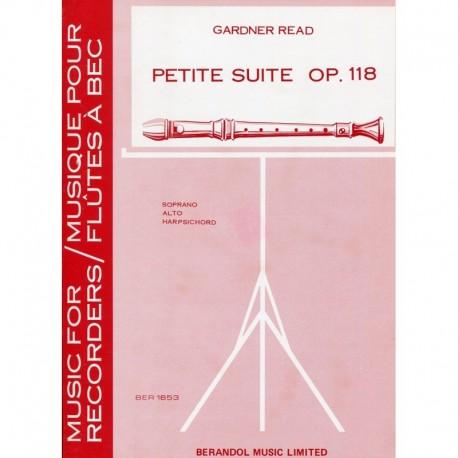 Petite Suite Op. 118