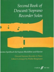 Second Book of Descant Recorder Solos