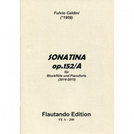 Sonata Op. 152/A