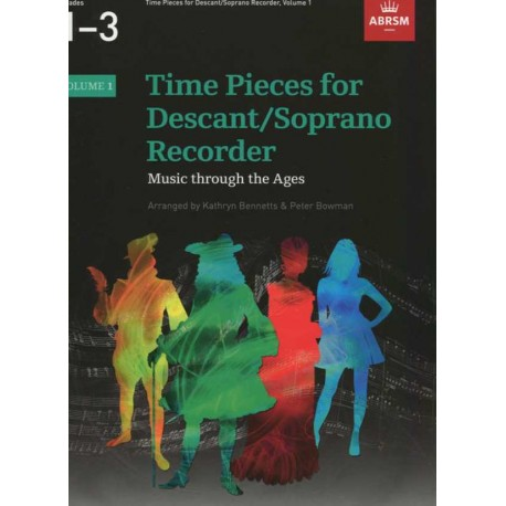Time Pieces For Descant Recorder Book 1