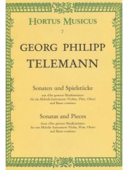Sonatas and Pieces from The Faithful Music Master