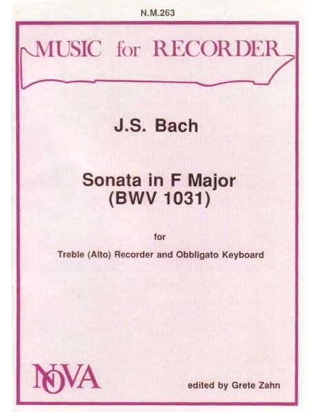 Sonata in F Major (BWV 1031)