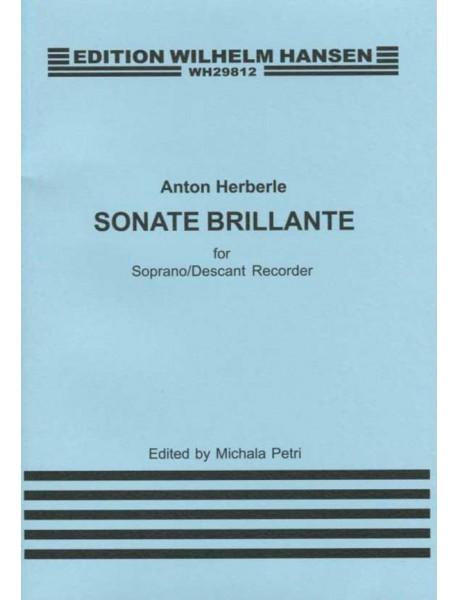 Sonate Brillante