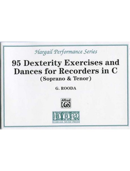 95 Dexterity Exercises and Dances for Recorders in C