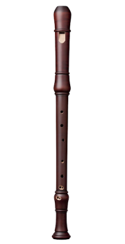 Studio Tenor Recorder in Stained Pearwood