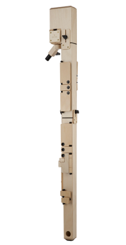 Greatbass Recorder in Birch