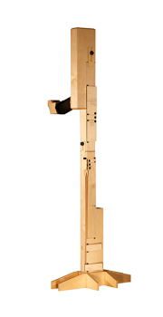 Direct Blow Subcontrabass Recorder in Birch