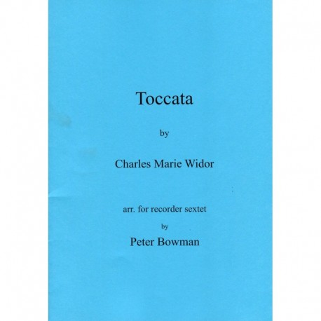 Tocatta from the Fifth Symphony for Organ