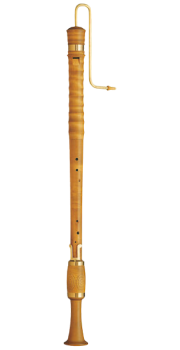 Kynseker Great Bass Recorder in Maple