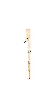 Subgreatbass Recorder in Birch