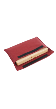 Canvas Carry Bag for Box Recorder Stand - Burgundy