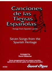 Songs From Spanish Lands