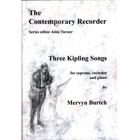 3 Kipling Songs