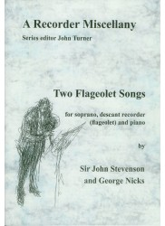 Two Flageolet Songs