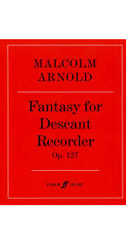 Fantasy for Descant Recorder Op 127