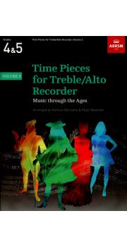 Time Pieces for Treble/Alto Recorder Volume 2