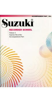 Recorder School Volume 3 Accompaniment Part Soprano Recorder