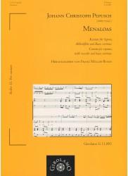Cantata 'Menaloas'