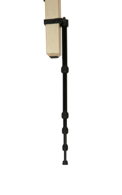 Basset telescope floor spike
