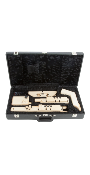 Hard Case for Paetzold Basset Recorder