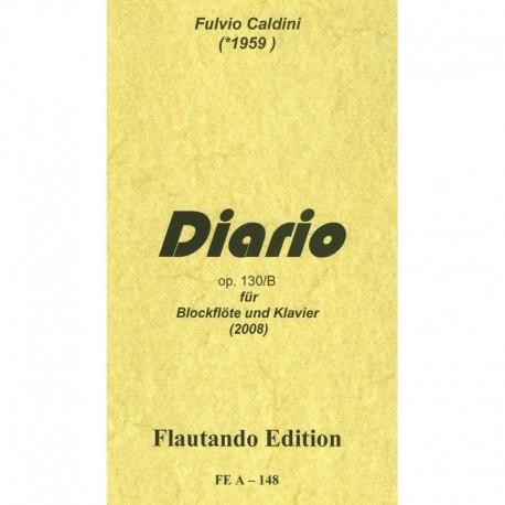 Diario Op. 130 B