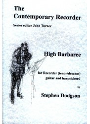 High Barbaree: Capriccio in pursuit of an old Sea-Song