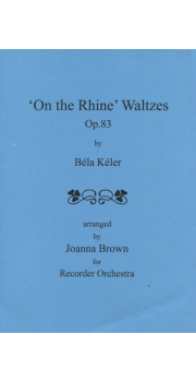 'On the Rhine' Waltzes op. 83