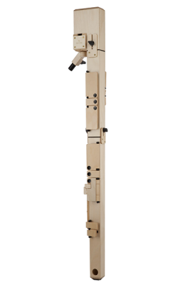Greatbass Recorder in Birch, complete kit