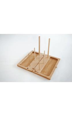 Recorder Box Stand - Maple