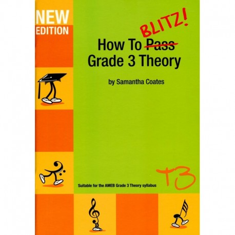 How to Blitz Theory Grade 3  (T3)