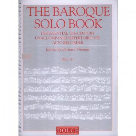 The Baroque Solo Book
