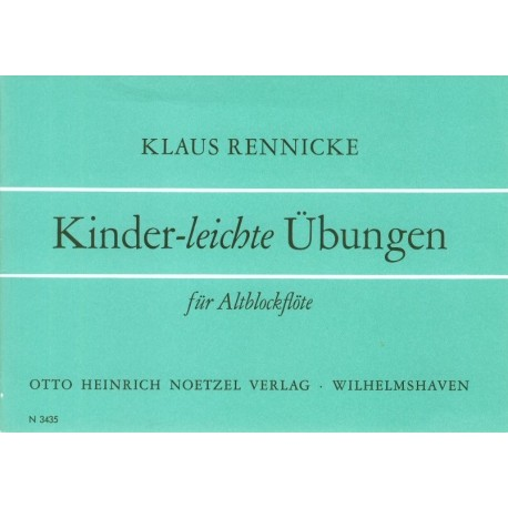 Kinder-leichte Ubungen (Easy Child Exercises)