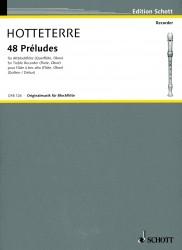 48 Preludes in 24 Tones