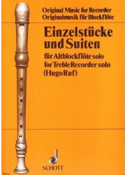 Einzelstucke und Suiten [Single pieces and Suites]