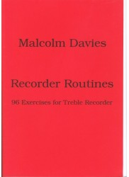 Recorder Routines: 96 exercises
