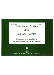 Melodische Studies Vol. 2