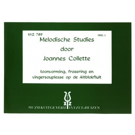 Melodische Studies Vol. 2