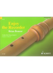 Enjoy the Recorder Treble Tutor Book 1