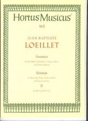 Sonatas, Vol II, Op III/9, OpIV/9-10