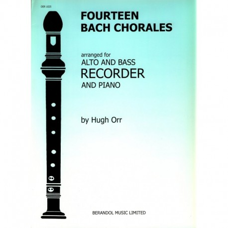 Fourteen Bach Chorales